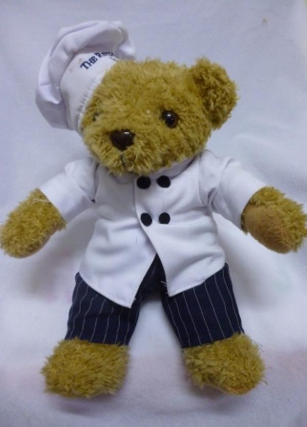 Pembuatan Boneka Teddy Bear