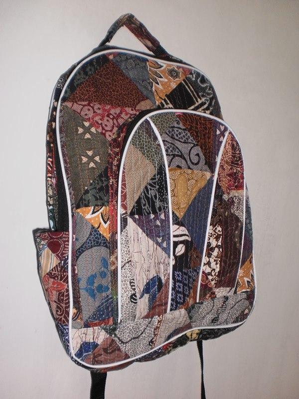 Pembuatan Tas Perca Batik sesuai Pesanan