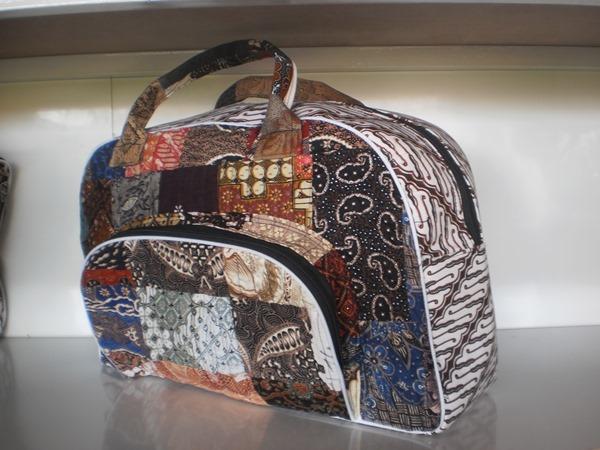 Tas Batik untuk Kamera Professional SLRDSLR