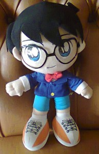 Boneka Karakter Komik Conan Edogawa