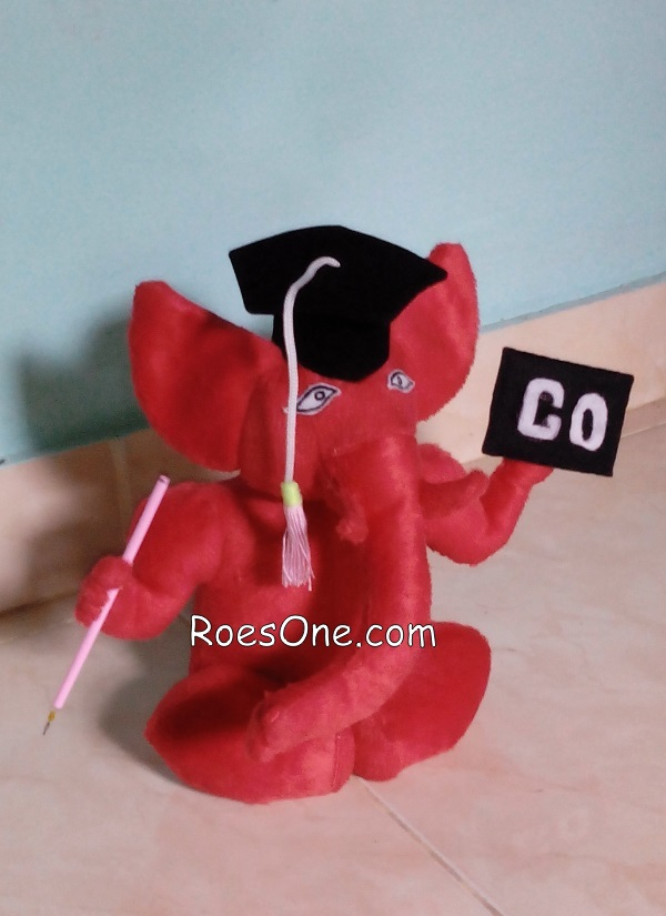 Boneka Promosi Ganesha Operation