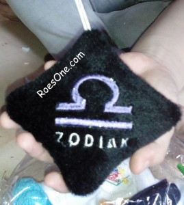 Boneka Promosi Maskot Hotel Zodiak Yogyakarta