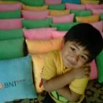 Produsen Boneka Gantungan Kunci BPS Sensus Penduduk 2020