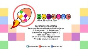 Alhamdulillah, RoesOne Craft Bisa Sharing di MQ FM Radio Amikom