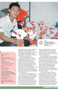 RoesOne Craft di Majalah Ide Bisnis Edisi 47