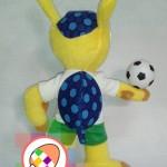 Produsen Boneka Souvenir Bola Piala Dunia Rusia 2018
