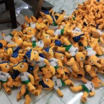 Pabrik Boneka Maskot BAWASLU 2020 Makassar