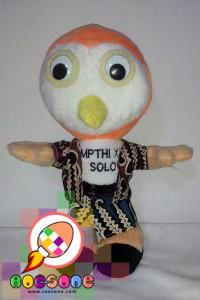 Maskot MPTHI XII Kota SOLO 2014