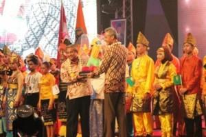 Produsen Boneka Maskot FLS2N Semarang 2014