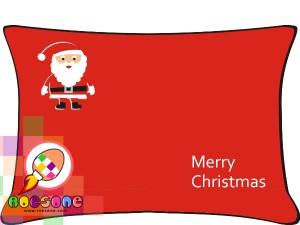 Produsen Bantal Souvenir Kado Natal Santa Claus dan Tahun Baru 2015 Lucu