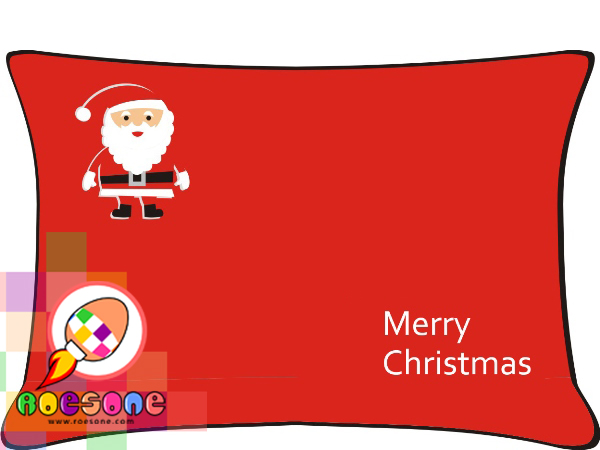 Produsen Bantal Souvenir Kado Natal Santa Claus