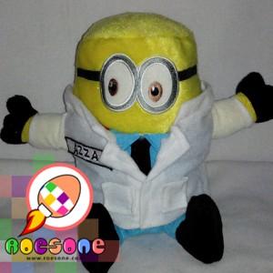 Produsen Boneka Maskot Dokter Minion Wisuda