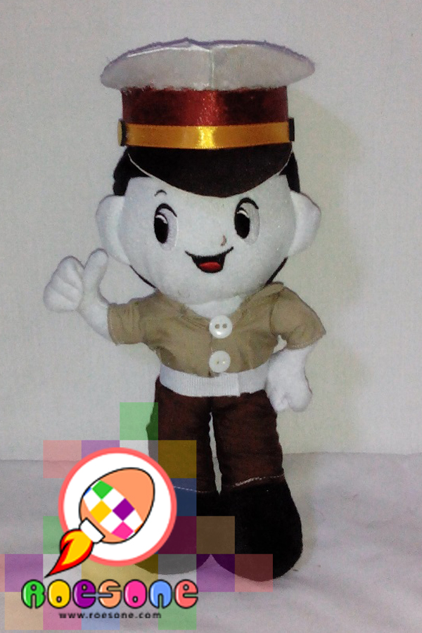 Produsen Boneka Maskot POLRI Kepolisian Indonesia