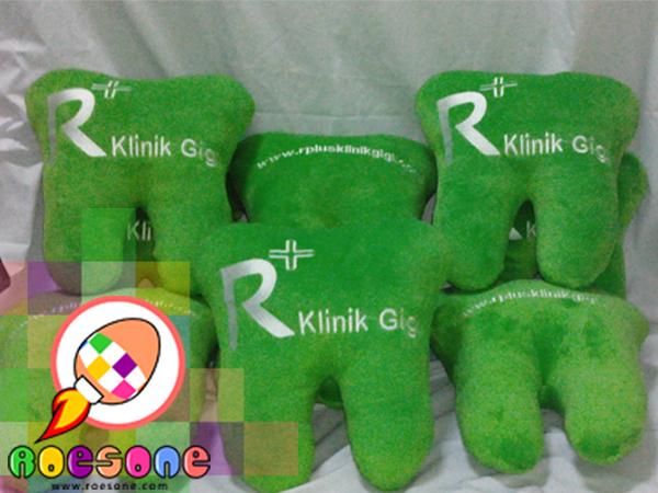 Souvenir Medis Bantal Gigi untuk Pasien