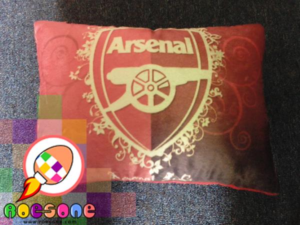 Boneka Bantal Fans AIS Klub Sepakbola ARSENAL