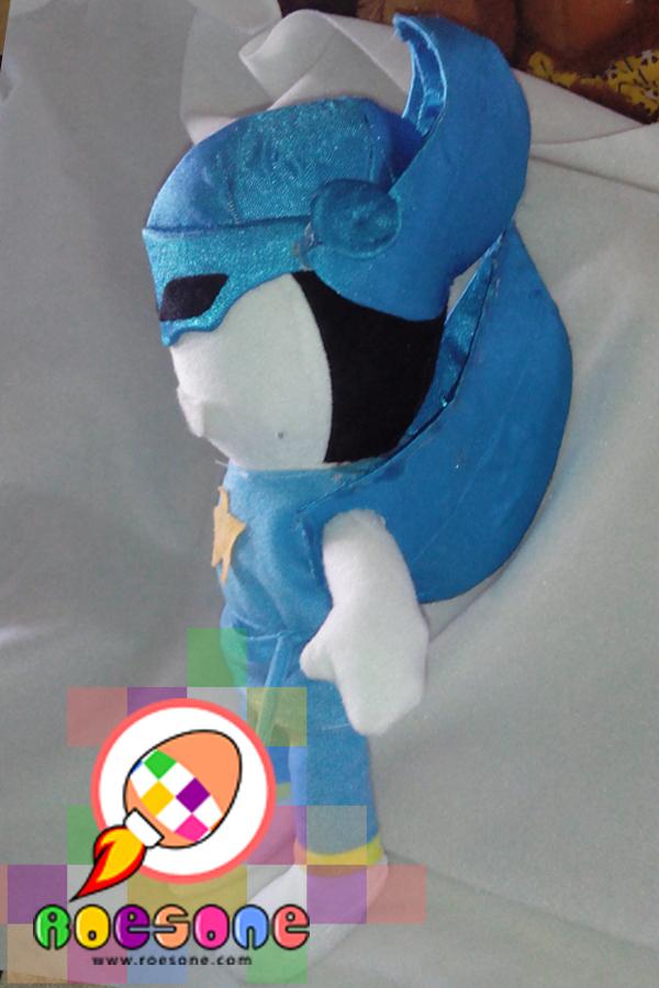 Boneka Maskot Astronomi