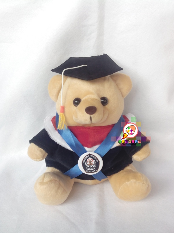 Boneka Wisuda Universitas Diponegoro UNDIP