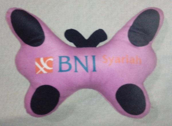Produsen Boneka Promosi BNI Syariah Banda Aceh
