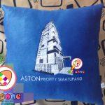 Bantal Promosi Hotel dan Perusahaan ASTON Priority Simatupang