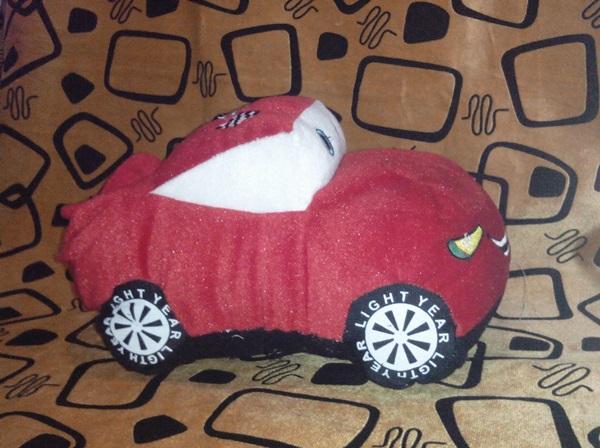 Boneka Paket Ulang Tahun Anak Mobil Lengkap