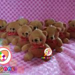 Boneka Teddy Souvenir Wedding THOMAS dan LITA