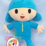 Boneka Pocoyo Spanyol Lucu dan Mendidik