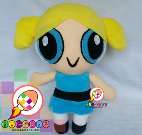 Produsen Boneka Maskot The Powerpuff Girls