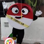 Boneka Badut Maskot Apoteker Farmasi UGM