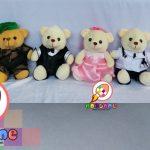Boneka Profesi Polisi, Tentara, Dokter, dan Pramugari