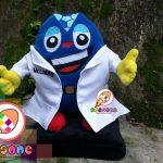 Boneka Maskot Mr Labby Bea Cukai Pusat Jakarta Indonesia