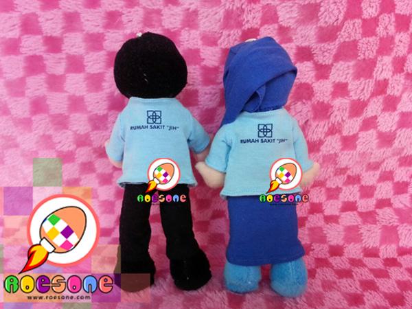 Boneka Souvenir Rumah Sakit Internasional JIH