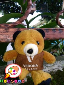 Produsen Boneka Maskot Souvenir Promosi Hotel Verona Palace Bandung