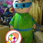 Badut Maskot EPSILON UGM Yogyakarta