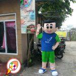 Boneka Badut POMPI Maskot BPOM Pangkalpinang