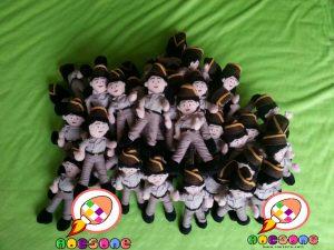 Boneka Maskot Kementerian Pertanian