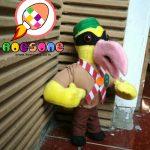 Boneka Maskot PERWIMANAS II Magelang