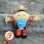 Produsen Boneka Maskot KPU Tanah Laut Kalimantan Selatan