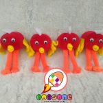 Boneka Maskot Ayam O'Chicken