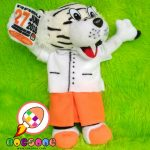 Boneka Maskot KPU Kediri Macan Putih