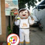 Produsen Boneka Badut Maskot Perusahaan Hosting di Malang