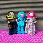 Produsen Boneka Muslimah Paling Murah di Indonesia
