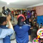 Proses Syuting Oxygen TV Boneka Prajurit Keraton Produksi RoesOne Craft