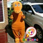 Produsen Badut Maskot Promosi Komodo