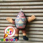 Produsen Boneka Souvenir Khas Kota Madiun Jawa Timur