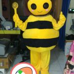 Manufacturer of Bee Mascot Costume