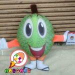 Produsen Boneka Maskot KPU Medan Sumatera Utara Karakter Durian