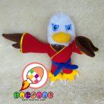 Produsen Boneka Maskot Perguruan Pencak Silat Tapak Suci