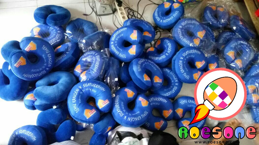 Produsen Bantal Souvenir Murah untuk Acara Reuni