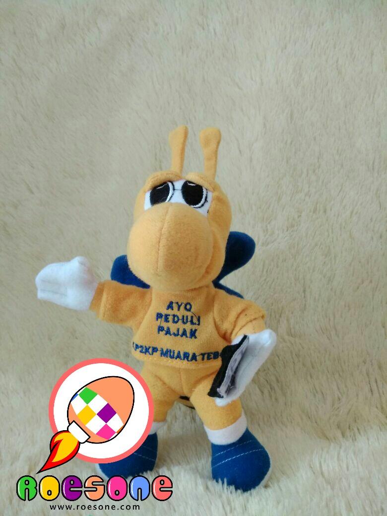 Produsen Boneka Promosi Ayo Peduli Pajak Muara Tebo Jambi