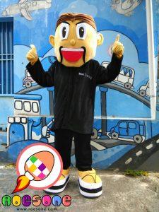 Produsen Badut Maskot Kota Yogyakarta Istimewa